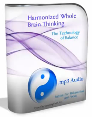 Using The Abundance Code Bonus - Harmonised Whole Brain Thinking